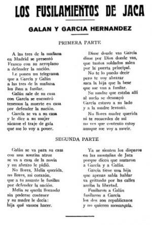 Los fusilamientos de Jaca (María Blanco Cardelle, Lanzá)